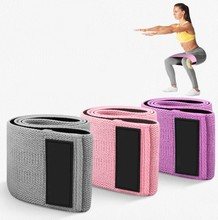 Amazon Hot Koop <span class=keywords><strong>Hip</strong></span> <span class=keywords><strong>Twister</strong></span> Yoga Fitness Anti-Slip Latex Stretch Band Weerstand Band