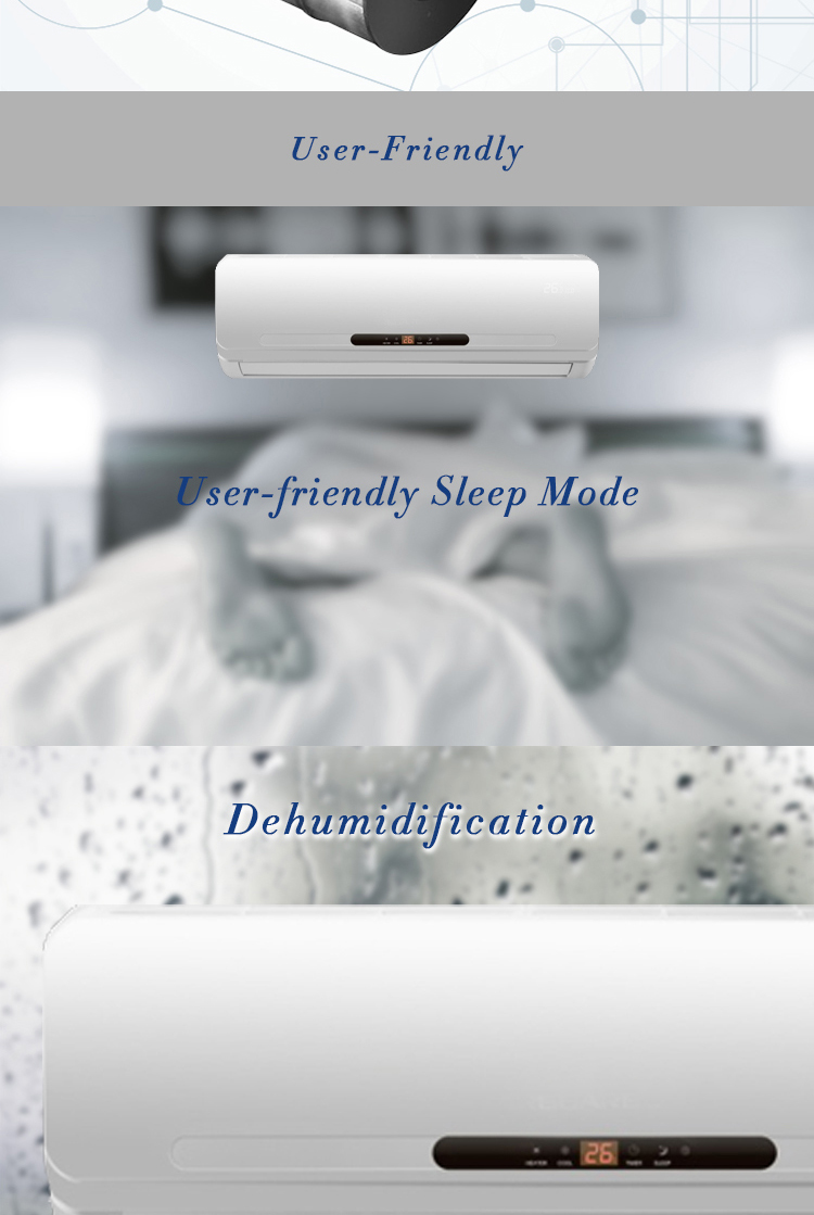 T3 cool only  12000btu Split system Air Conditioner Split Wall Mounted