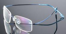 SO & EI супер эластичные оправы из титанового сплава для мужчин, бизнес металлические оправы для очков, ультралегкие прозрачные линзы для женщ...(Китай)