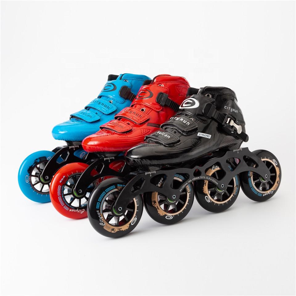 למבוגרים פחמן סיבי מירוץ מהירות גלגיליות נעל