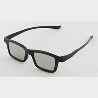 Polarized 3D Glasses for Adult Made in TURKEY Cinema Glasses