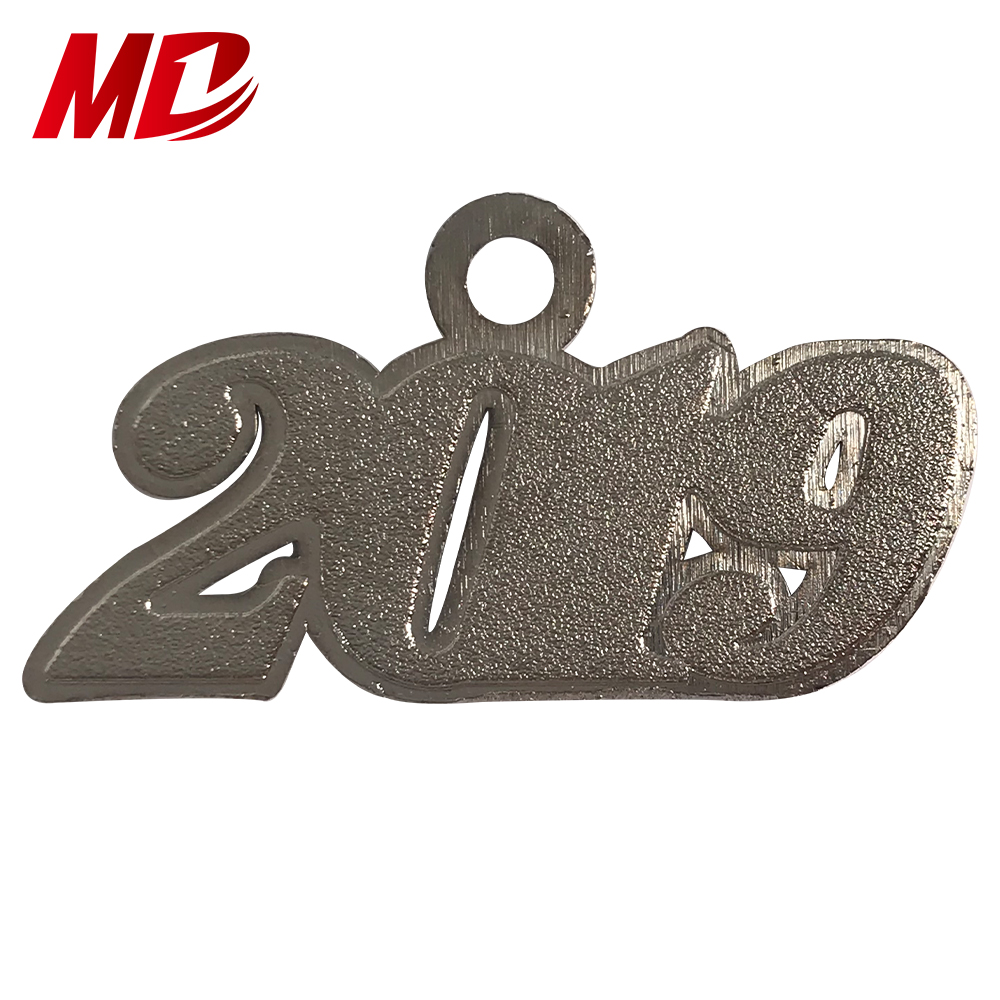Gold 2019 Graduation Decoration Year Charms