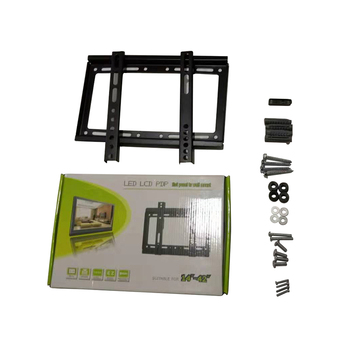 Universal Simple 14''-42'' Hole site 400*400mm LCD tv Bracket