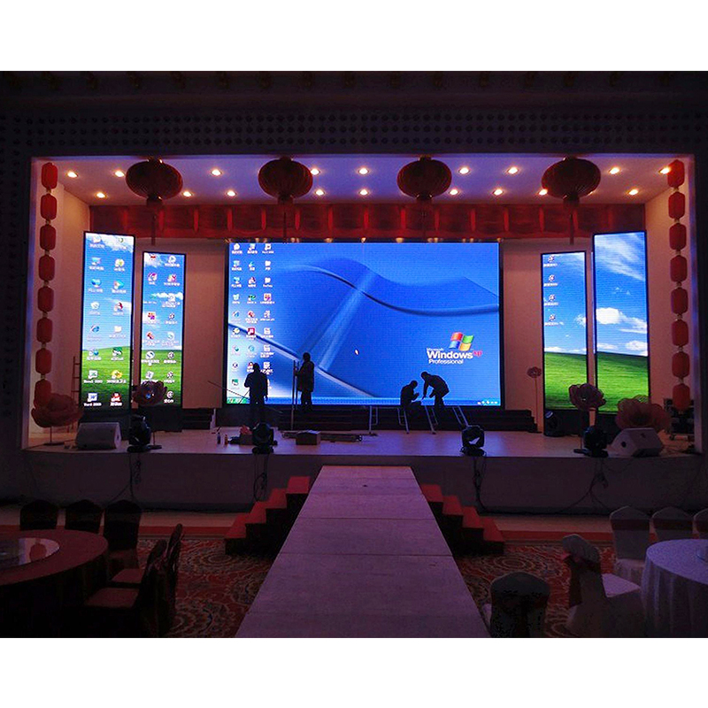 2019 Hot Sale LED Displays Indoor LED <strong>Screen</strong> Displays LED Video Wall P3 P3.91 P4 for Stage Backdrop