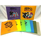 high quality hardcover perfect binding child comic books