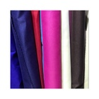 Wholesale 100% polyester microfiber pongee lining textile material fabric