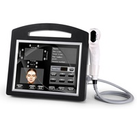 Beauty Salon Portable 3d Hifu Focused Ultrasound Face Lift Machine