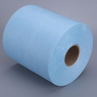 60gsm Super Absorbent Jumbo Roll Spunlace Industrial Cloth Paper