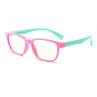 Kids trendy cool shades baby plastic frame colorful lens sunglass for boys and girls