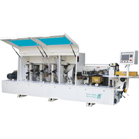Full automatic edge banding trimming machine woodworking machinery