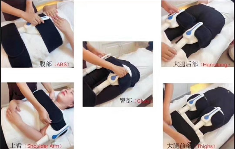 New Year Promotion Portable HIEMT Build Muscle Fat loss Emslim Electromagnetic Body Slimming Machine