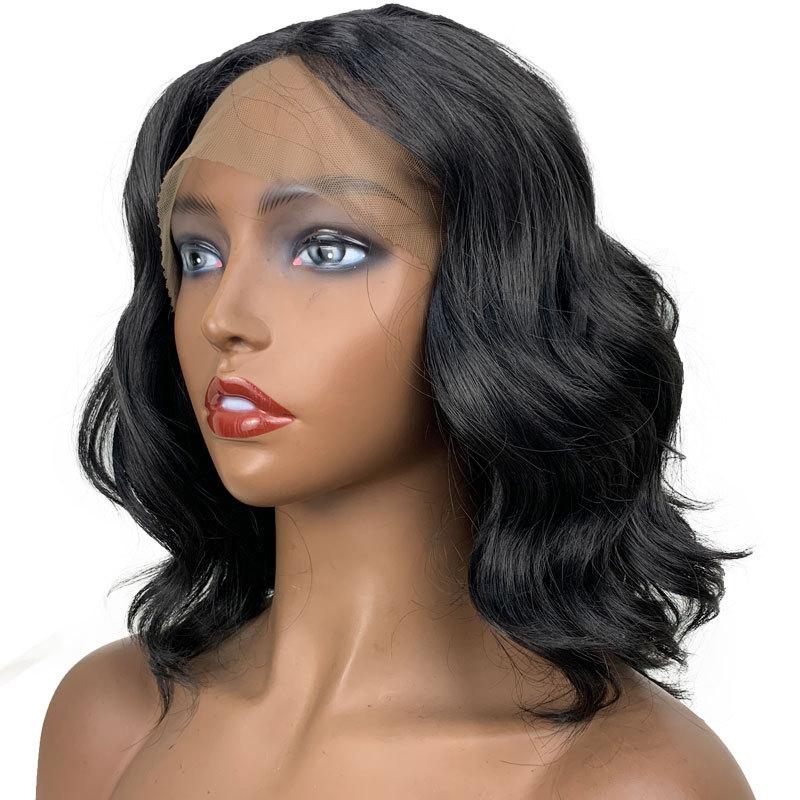 Hot Sale 13*6 short <strong>wigs</strong> <strong>Synthetic</strong> <strong>Wigs</strong> <strong>Lace</strong> Front Pre-plucked <strong>Full</strong> <strong>Lace</strong> <strong>Wigs</strong> Virgin Hair Raw Virgin Hair