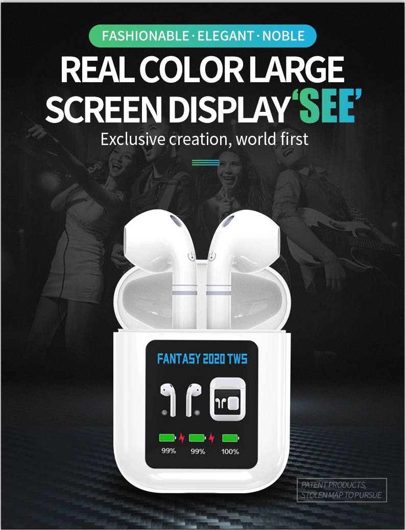 Tai Nghe Fantasy 2020 TWS Bluetooth V5.0