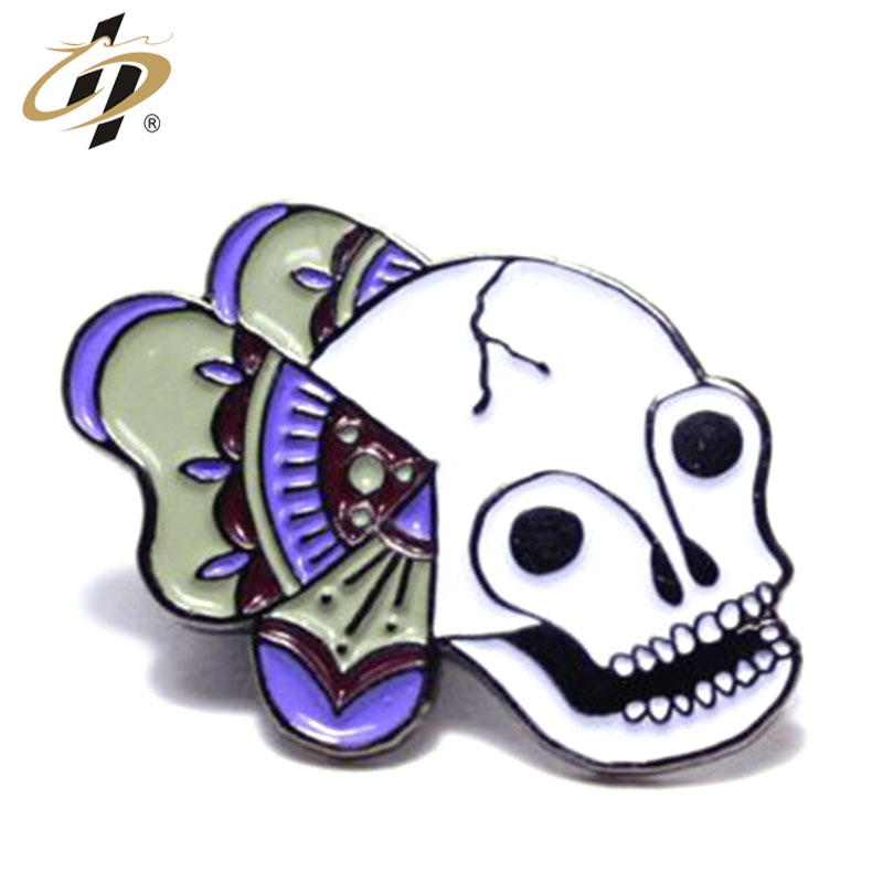 Halloween Pumpkin Lantern Holiday  ghost witch enamel Lapel Pin