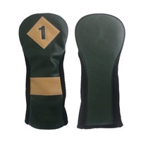 Dongguan Gostar Golf Driver Covers 460cc Golf Headcovers