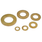 Hot Selling Brass round flat washer special-shaped O type E type U type washer