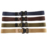 Running Belt Elastic Military Nylon Belt Fashion Elastic Outdoor Men Belt
