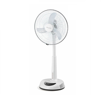 Professional manufactory cheap standing fan latest mobile charging available