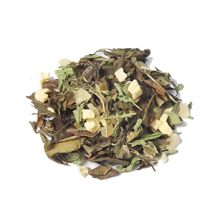 Best Tasting Unsweetened Decaf Caramel Almond Tea Vanilla Bean Raspberry Cinnamon Flavored Mint White Tea - 4uTea | 4uTea.com