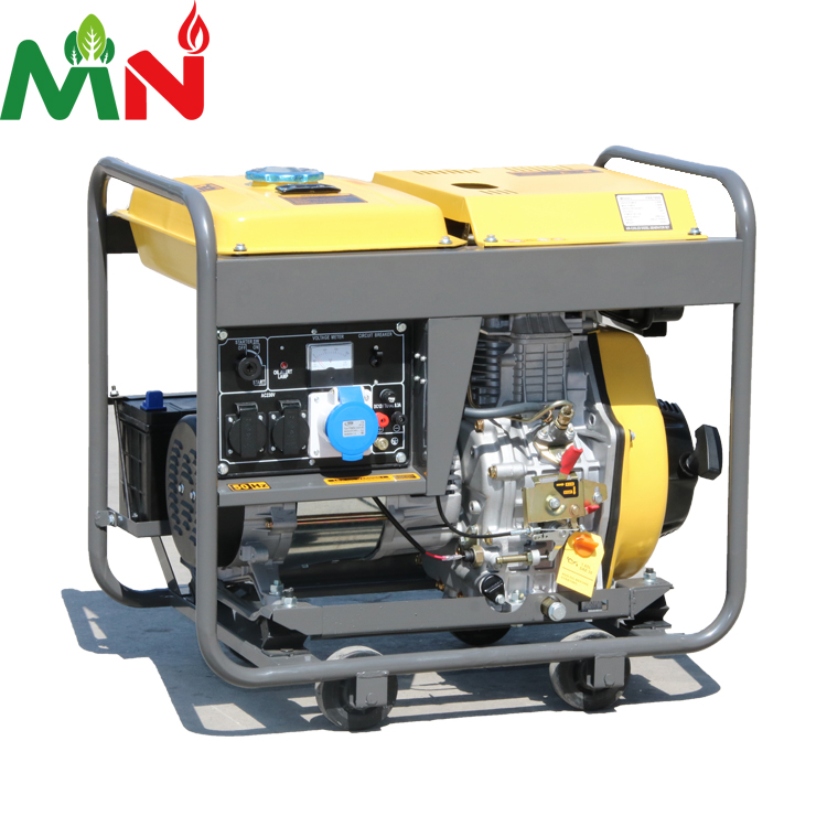 cheap chinese generator Electric Power Open Frame Diesel Generator