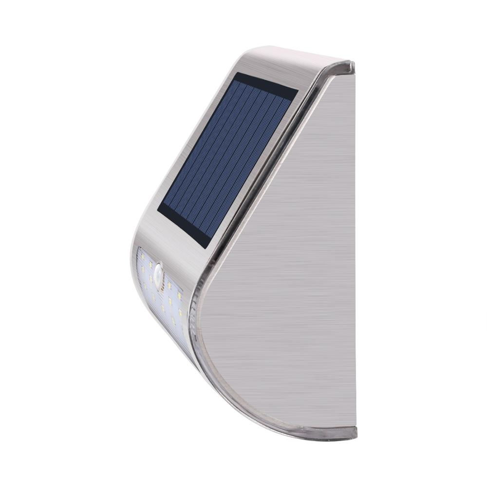 Solar Wall Lights 13 LEDS Wireless Waterproof Motion Sensor Outdoor Led Light
