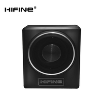 Hot Sale 8 inch subwoofer car audio slim woofer speaker subwoofer