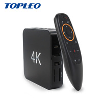 Latest 2019 Topleo i96 4K MXQ Pro RK3229 cheapest store app google play download android tv box