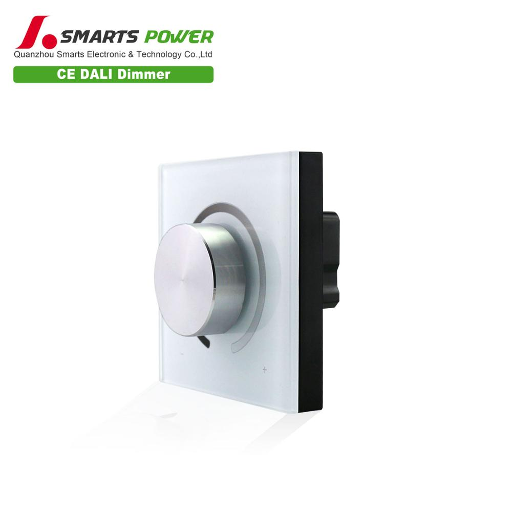 SMARTS cheap dali dimmer light <strong>switch</strong> smart with CE ROHS listed
