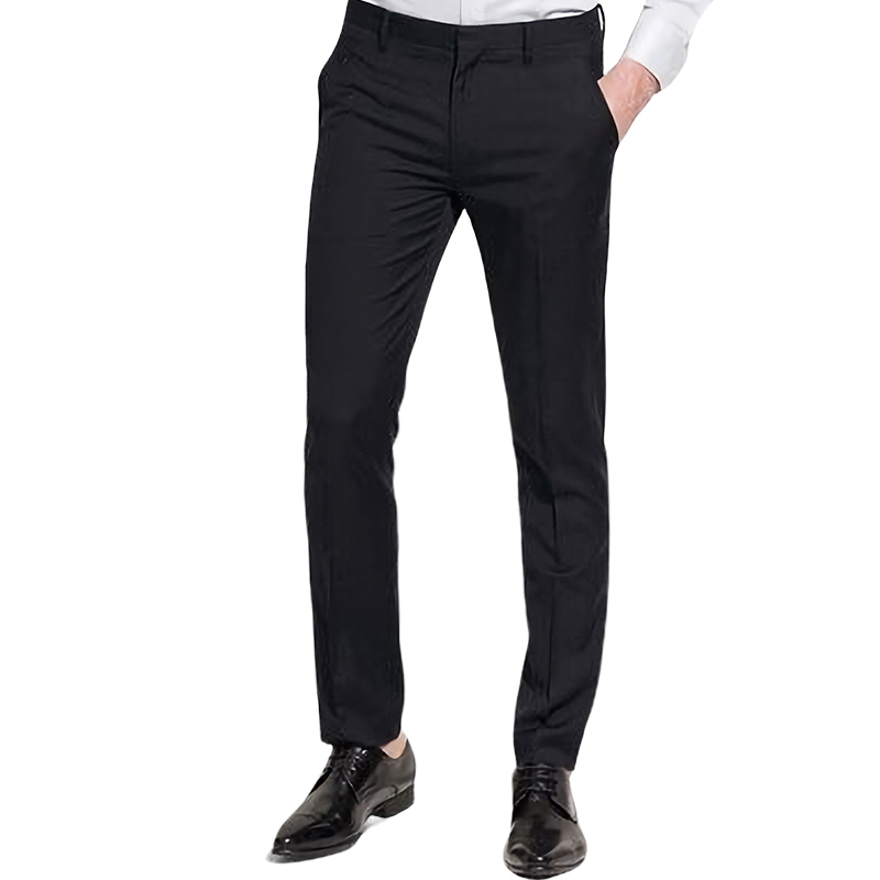 Model Pleated Official Dressed Slim Fit Dress Trouser Suit Pants For Men Buy Boys Stylish Wear Trouser Mens Leisure Trousers Mens Bottoms Closeout Pants Product On Alibaba Com