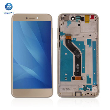 Mobile LCD Screen For Huawei Honor 8 Lite LCD Screen Assembly with Frame