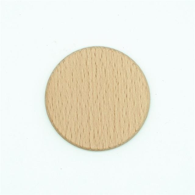 3-pièces Baumscheibe 100x4-5 cm disque en bois manutentionnaires
