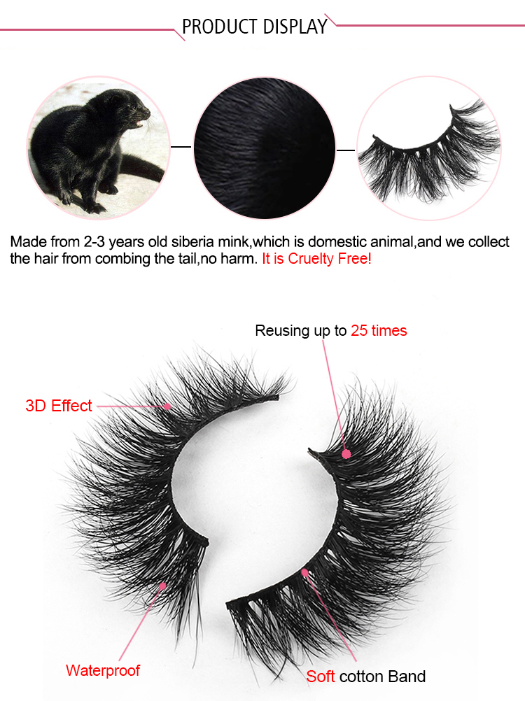 Mytbeauty Create Your Custom Full Strip Lashes Private Label Natural Lashes Wholesale 3D Mink False Eyelashes