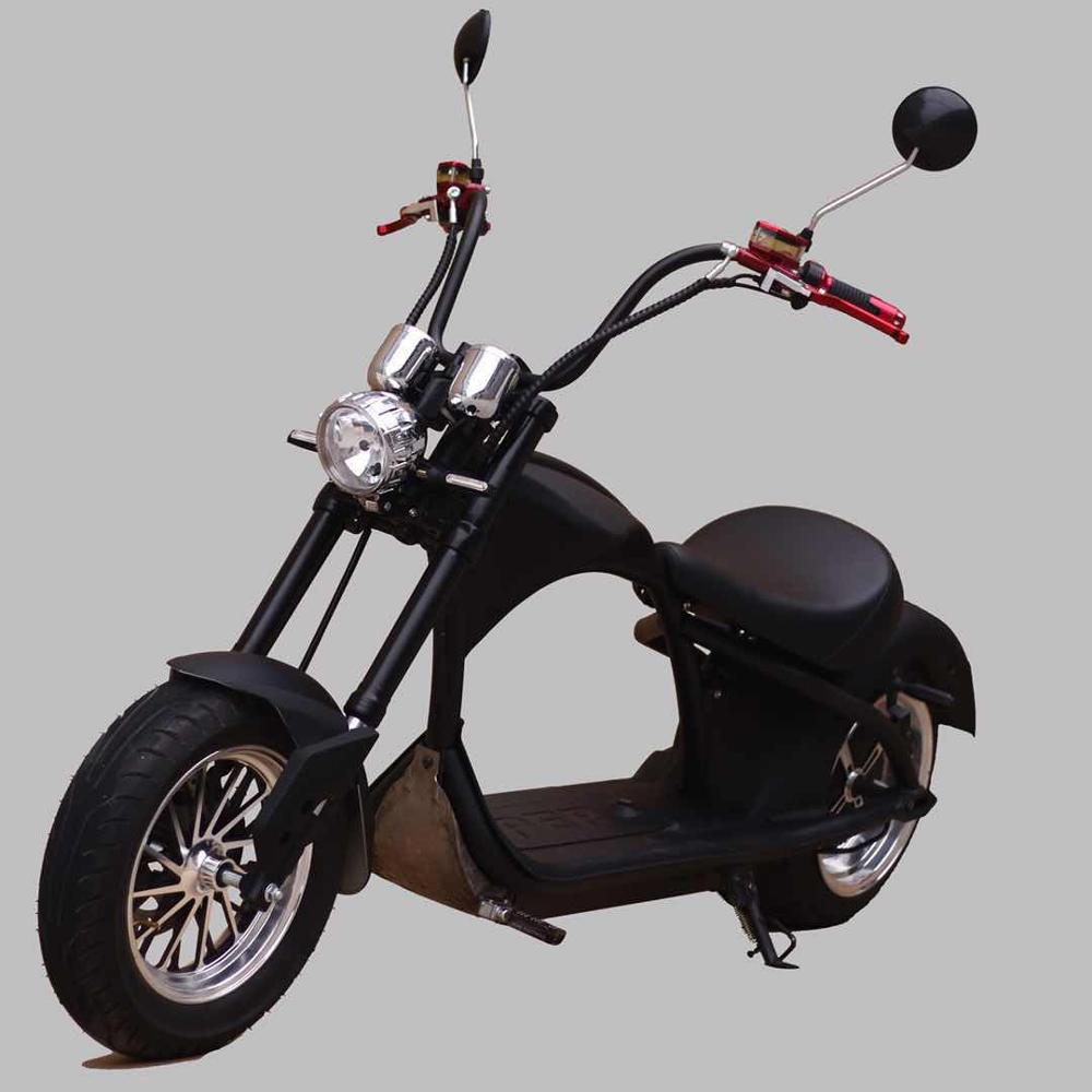 EU warehouse stock electric scooter manufacturer 2000w fat tire citycoco scooter adult two wheel mobility scooter wholesale