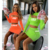 Free Shipping Solid Color Sexy Dress Ladies Women Dress Sexi Club Wear Two Piece Set Women Clothing
