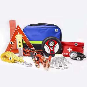 Auto Roadside Emergency Kit, Car jumper cable Emergency Car Kit Roadside Emergency Kit