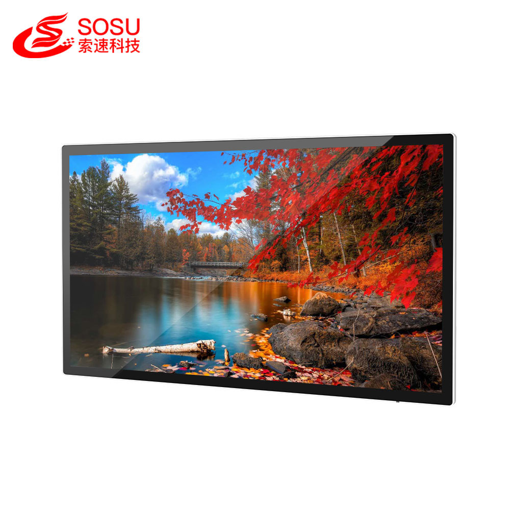 49 inch indoor 3.5 mm 3*3 LCD splicing Video Wall