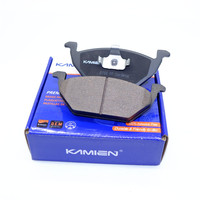 Premium Wholesale Car Ceramic Brake Pads With Emark For AUDI VW Golf Polo