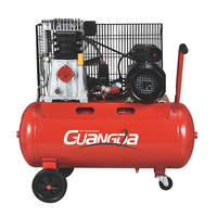 50L tank Factory hot selling competitive price portable Italian Type air compressor machine 3HP