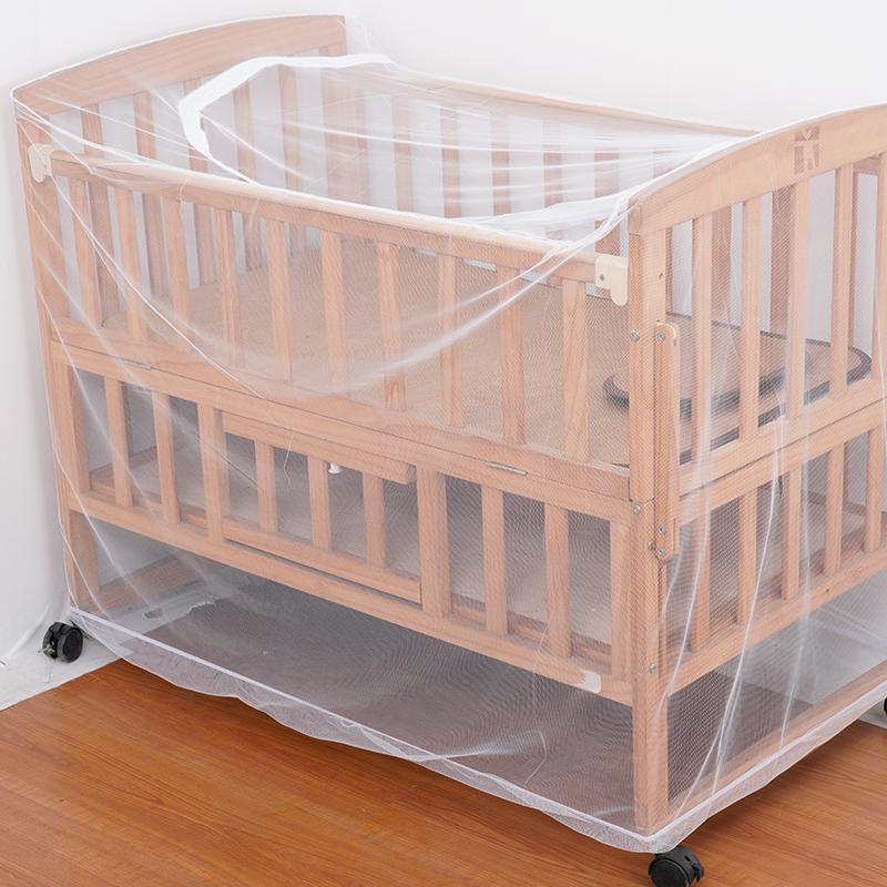 swity Home Asientos de Coche Bebé mosquitero para cochecitos, 2 unidades, Cunas, color blanco