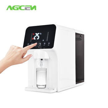 AGCEN Factory Direct Oem Portable Hot Water Dispenser With Filter Four Grade Temperature Instant Hot Water Dispenser Purifier