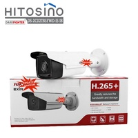 HITOSINO Hik vision Original DS-2CD2T85FWD-I5/I8 8MP(4K) IR Smart Surveillance Fixed Bullet Night Vision Security IP CCTV Camera