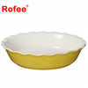 9 Inch Enamel Non-stick Coating Bake Pan For Kitchen Ware