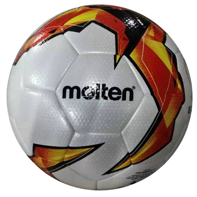 2020 Custom Match Molten Official ball TPU Leathers Thermally Soccer Ball <strong>Football</strong>