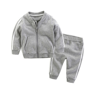 Baby boy clothing set Spring/Autumn baby's set casual letters print boys clothes suits hoodie+pant 2pcs sets children clothing