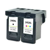 PG 240XL CL 241XL Ink Cartridge for Canon Pixma MG and MX Series Printer