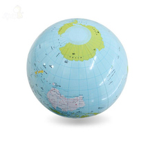 ปรับแต่งขายส่ง beach ball global education big beach ball inflatable world แผนที่ beach ball