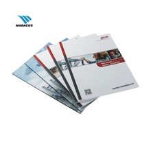OEM brochure/flyer/magazine/libretto di stampa catalogo