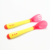 Reusable Baby Feeding Spoon Soft-able FDA Silicone Baby Spoon for babies