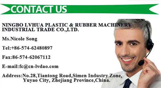 LDH Hoge Snelheid Plastic Droger/Mixer