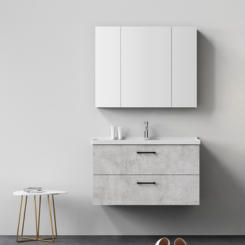French Style Bathroom Vanity Wooden